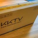 初めての4Kテレビ[KONKA/KKTV]