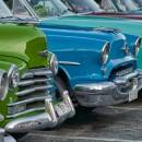 カリブの旧車天国