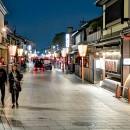3眼スマホで夜の街 (Huawei P20 Pro -2)